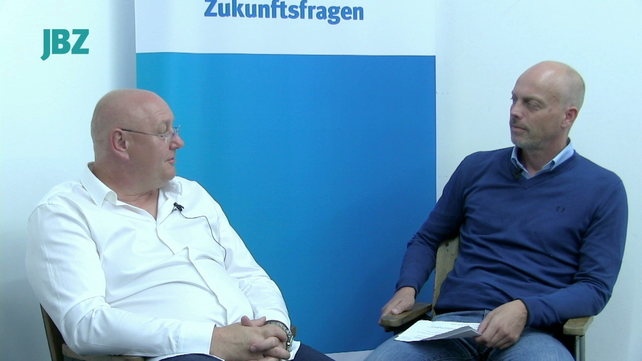 JBZ: Die Zukunft des Films mit Thomas Menne