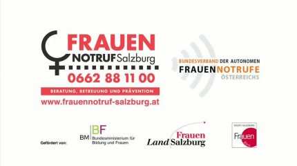 """FS1 unterstützt den Frauennotruf Salzburg: Aktueller Spot """"Freiwillig ist anders. Gegen sexuelle Gewalt"""" ab sofort im Programm"""