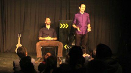 Programm-Tipp: Comedy im Pub diesmal mit Maurer & Novovesky