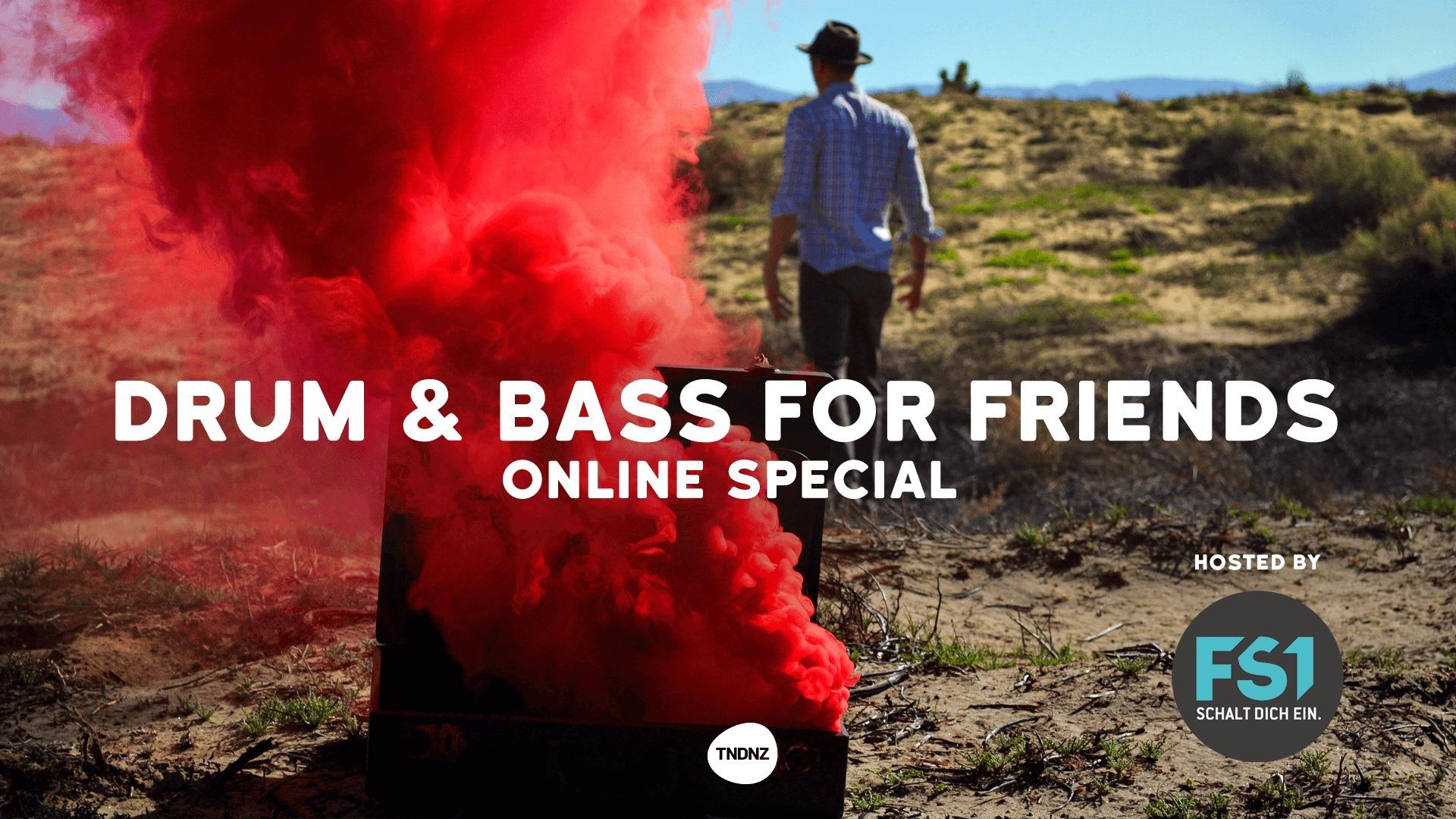 Bassbrause live auf FS1