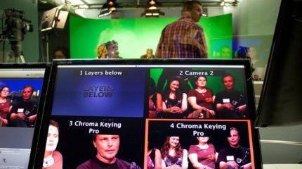 Fernsehen machen! Wir zeigen dir wie: Workshop TV-Grundlagen