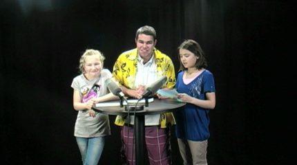 Programm-Tipp: Die Christopherusschule Berchtesgaden macht Fernsehen