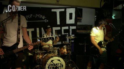 Corner TV | Konzert von Way to Emptiness. Schalt ein.