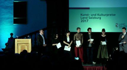 KULTUR @ FS1: Landes-Kulturpreisverleihung 2017