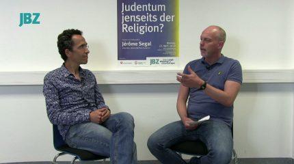 Robert Jungk Bibliothek | Judentum jenseits der Religion in der