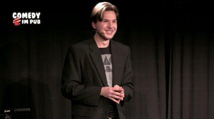 Comedy im Pub: Sandro Swoboda