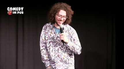 Comedy im Pub: David Stockenreitner