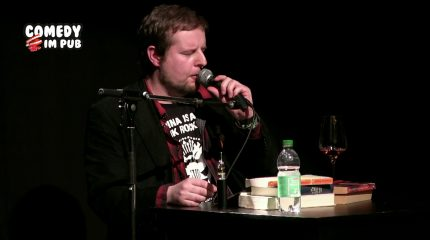 Comedy im Pub: Martin Salzbacher