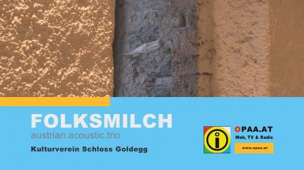 NoB | Acoustic-Trio Folksmlich