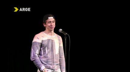 U20 Poetry Slam | Simon Bertolo