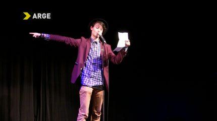 Poetry Slam | Florian Niederseer