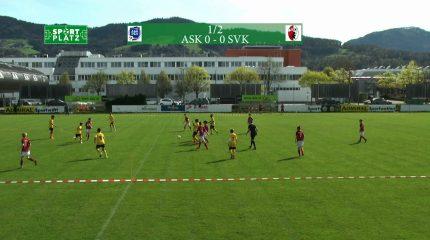 Sportplatz | FC Puch vs. UFVT.