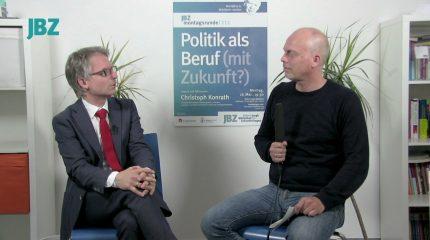 Robert Jungk Bibliothek | Politik als Beruf (mit Zukunft?)