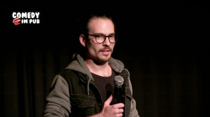 Comedy im Pub | Mathias Novovesky