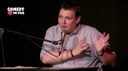 Comedy im Pub | Maximilian Zirkowitsch