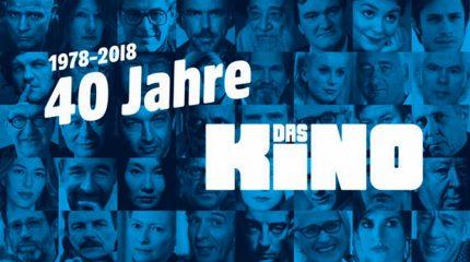 40 Jahre DasKino Jubiläums-Pressekonferenz