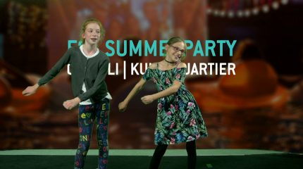 FS1 Summerparty | Kids On Air