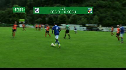 Sportplatz | FC Badgastein vs. SC Bad Hofgastein