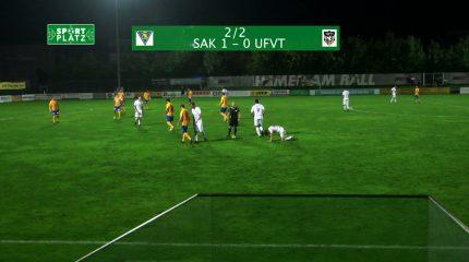 Sportplatz | SAK vs. UFVT Thalgau