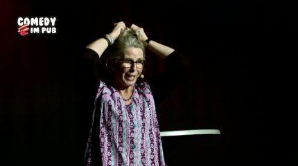 Comedy im Pub | Monika Huemer