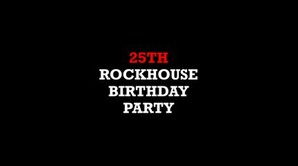 Rockhouse Salzburg | 25. Birthday Party
