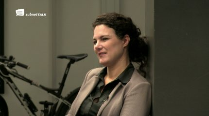 Subnet Talk | Sigrid Brell-Cokcan zu Construction Robotics