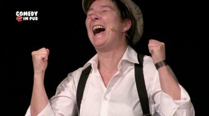 Comedy im Pub | Christine Teichmann