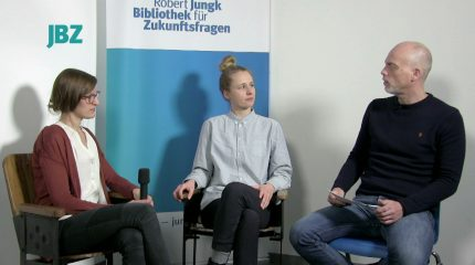 Robert Jungk Bibliothek | Warum sich der Gender Gap durch den Reißverschluss nicht schließen lässt