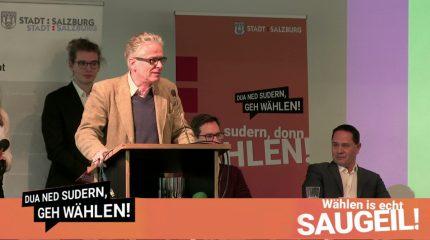 Stadt Salzburg | Geh Wählen