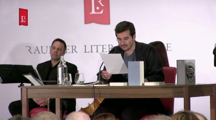 Rauriser Literaturtage | Eröffnung
