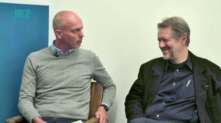 JBZ | Peter Stephan Jungk und Doron Rabinovici lasen aus neuen Texten