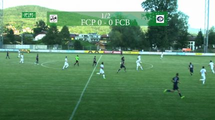 Sportplatz | FC Puch vs. FC Bergheim
