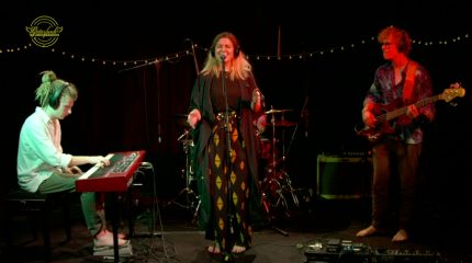 Götterfunk Studiosession | Sara Brandy & The Jims