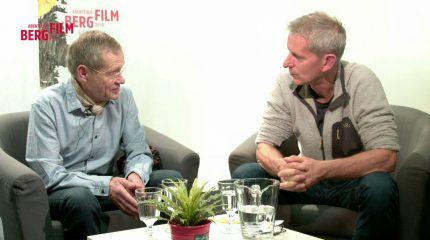 Bergfilmfestival | Talk mit Bernd Arnold und Alexander Huber