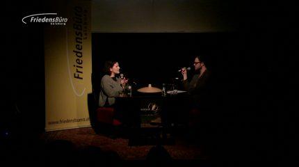 Friedensbüro Salzburg | Widerständig mit Sabine Beck (Greenpeace)