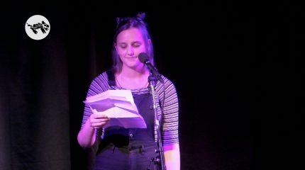 Poetry Slam | Isabel Schmidlechner