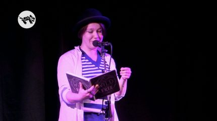 Poetry Slam | Julia Sterzing