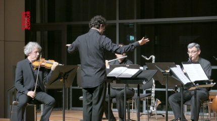 Crossroads Festival | Zahir Ensemble Teil 1