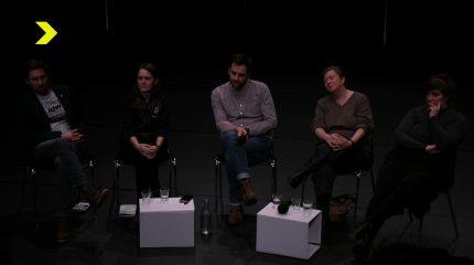 ARGEkultur | Podiumsdiskussion über Kunstproduktion, Raumbedarf und Verdrängung