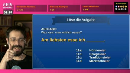 #deutschkursINTERAKTIV | Oster-Special