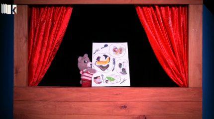 ku:pf - Spiel mit Spezi: Lustiges Essen & Spoken Word-Tage: Mona Camilla