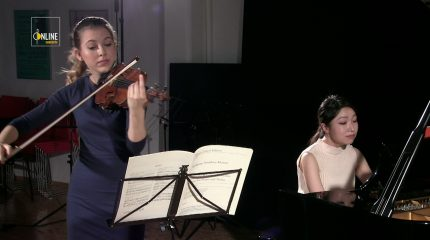 Online Concerts | Bevilacqua & Su Yeon Kim