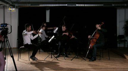 Online Concerts | Coleman, Mitsui, Amarai & Gologan