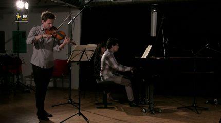 Online Concerts | Interview & Concert with Ingmar Lazar & Benjamin Herzl
