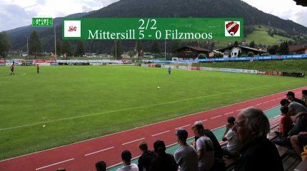 Sportplatz | Mittersill vs. Filzmoos & Schwarzach vs. Leogang