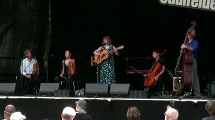 Jazzfestival Saalfelden | Alicia Edelweiss & Band