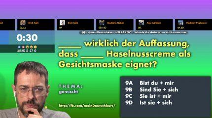 DeutschkursINTERAKTIV | Episode 41