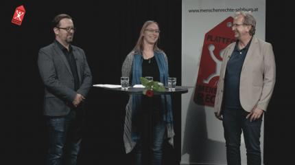 Plattform für Menschenrechte | Die Rose der Menschenrechte 2020