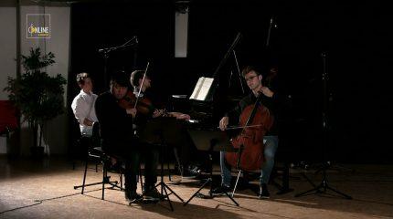 Online Concerts | Luke Hsu, Andrei Gologan & Rainer Crosett