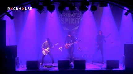 Rockhouse Local Heroes | Friday's Spirit